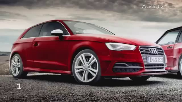 Audi S3 vs. Audi Sport quattro