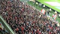 [Page LoscForLife] Lille - PSG// Ambiance en DVE //  10 Mai 2014