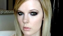The Beauty Blogger Awards - Mallory Cornelison: Britney's Perfectly Imperfect Smoky Eyes