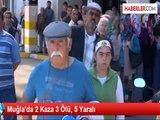 Muğla'da İki Ayrı Kazada 3 Kişi Öldü