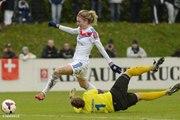 Coupe de France Féminine : 1/2 finales, tous les buts