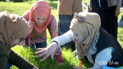 VLOG _ #WorldHijabDay اليوم العالمي للحجاب