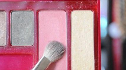 Irina Shayk Valentine_s Makeup
