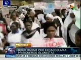 Líder de Boko Haram anuncia que intercambiará a niñas secuestradas