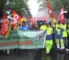 Grève des éboueurs : «Huit heures dehors à ramasser huit tonnes de déchets, ça use»