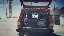 Pub hilarante pour une voiture d'occasion : magnifique Vieille Volvo!