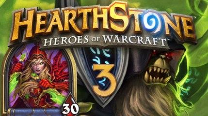 German Let's Play: Hearthstone Heroes of Warcraft, Schurke, Part 3
