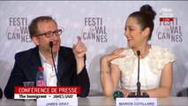 Cannes 2013 - Best of Conférence de presse - The immigrant