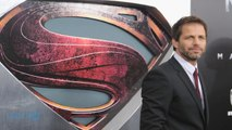 Ben Affleck's Batmobile Revealed! Zack Snyder Teases Photo Of New Batman Ride