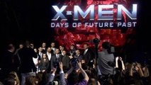 X Men Days Of Future Past PREMIERE Hugh Jackman Jennifer Lawrence And More