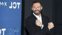 Wolverine Hugh Jackman Arrives After Cancer Treatment At X Men Premiere