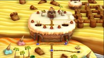 New Super Mario Bros. U - Dunes de Miel - 2-3 : Tout feu tout flamme