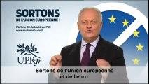 UPR F. Asselineau : Spot Campagne Européennes 2014