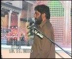 Zakir Najam ul Hassan notak yadgar majlis jalsa Gulankhail