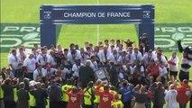LOU Rugby : Champion de France de Pro D2 2013/2014