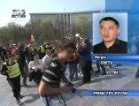 La 5 ani de la evenimentele din 7 aprilie un politist a fost CONDAMNAT la inchisoare