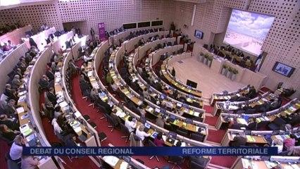 Réforme territoriale en Pays de la Loire - Débat du 13 mai