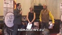 Italo Zanzi al Premio 1927 Roma Capitale (2) 13/05/14