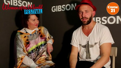Backstage Interview Miss Platnum by WOTW Festival & Creme21