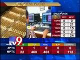 Sensex scales new peaks as Exit Polls predict NDA win