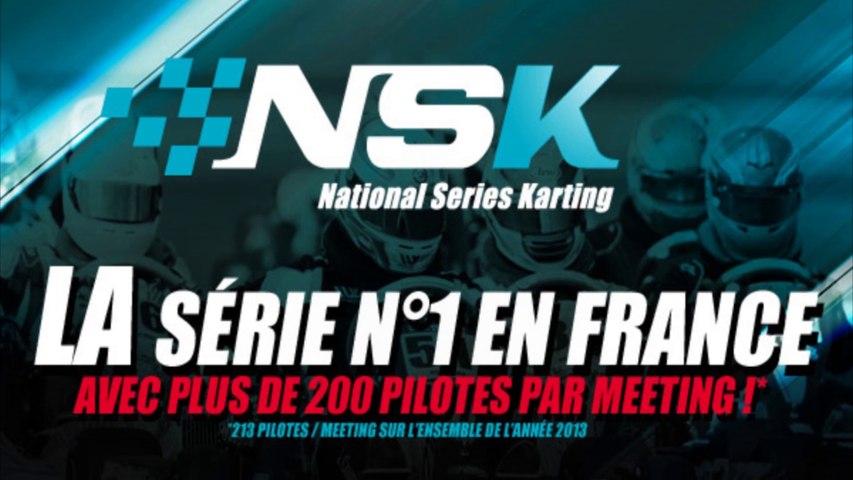 NSK National Series Karting - Varennes sur Allier