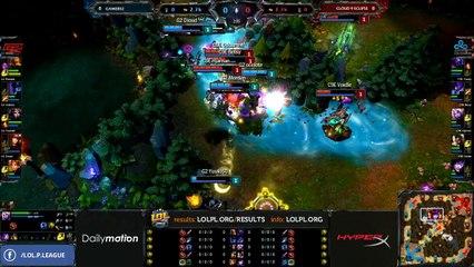 G2 vs C9 Semifinals - game 1 (ENG)