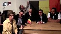 Laurent Louis, Soral, Dieudo & LLP, 1er Congrès de la dissidence à Bruxelles (5 Mai 2014)