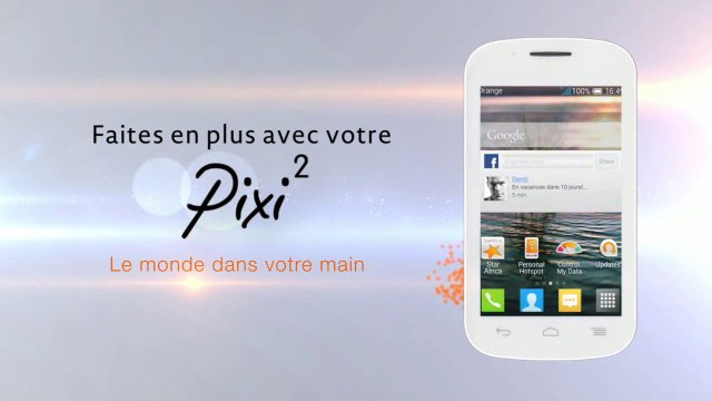 Alcatel PIXI 2 One Touch