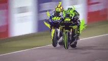 Moto GP + effets spéciaux !