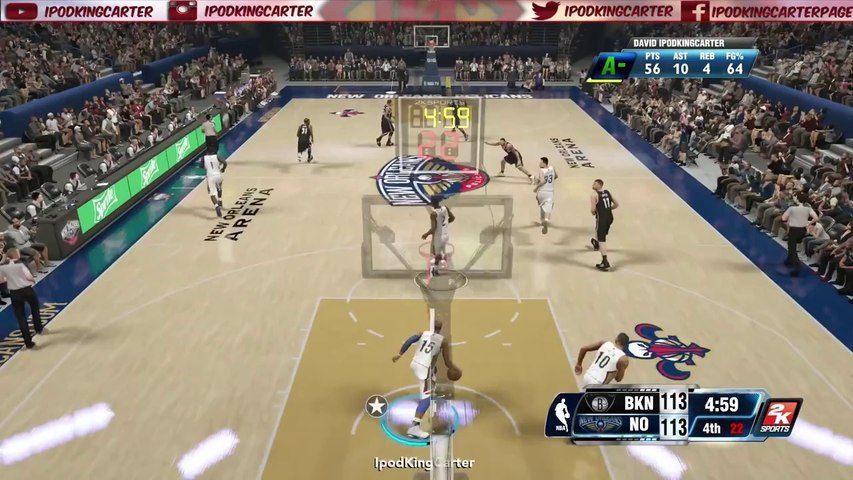 NBA 2K15 Wishlist Ep. 4 - 2K Servers Online Issues #NBA2K15
