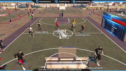 NBA 2K15 Wishlist Ep. 7 - Cleaning Up The Park Mode #NBA2K15