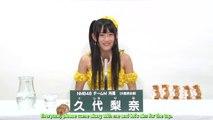 [TEPPEN] 37th Sousenkyo Appeal - Kushiro Rina