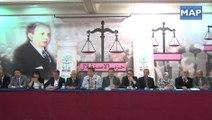 انعقاد الدورة الخامسة للمجلس الوطني لحزب الاستقلال