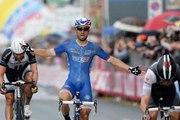 Nacer Bouhanni remporte la 4e étape du Tour d'Italie - Giro d'Italia 2014