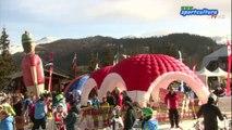 Pinocchio sugli Sci 2014 slalom gigante categoria allievi 1° manche