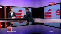 Invité: Florian Philippot - Preuves par 3