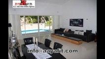 Villa for rent in Herzliya Pituach, Short term rentals & long term rentals