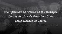 Course de côte de Franclens 2014 - 2ème montée de course - Catégorie Open