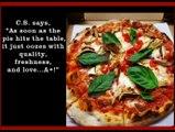 DeLuca's Pizzeria in Hot Springs, Arkansas, Featuring Authentic Napoletana Pizza