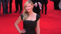 Kirsten Dunst Brought Hollywood Glamour to London For The Two Faces Of January Premiere