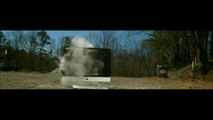 Shoot on an iMac withan  Anti-Tank Rifle