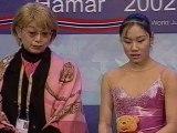 γμκαʀί иακαиø Junior World Championships 2002 FS Lifetime