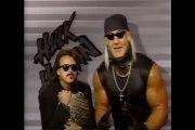 Road 2 Halloween Havoc 95 The Giant vs Hulk Hogan Storyline Part 13