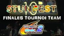 STUNFEST 2014 FINALES CAPCOM VS SNK 2 TEAM