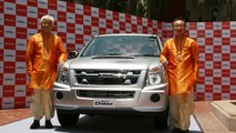 Isuzu D-Max Pick-Up Truck Launched In India For Rs 5.99 Lakh Ex-Showroom Mumbai