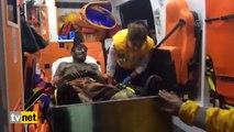 Soma Maden Faciasında Kurtulan işçi: 'Çizmelerimi çıkarayım sedye kirlenmesin'