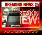 PM Arrives Karachi on a day trip