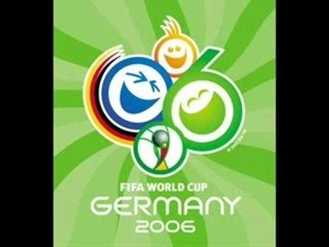 Coupe du monde 2006 parcours des bleus