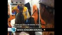 ''Çizmeyi Çıkarayım mı Sedye Kirlenmesin'' - Kurtarılan Madenci