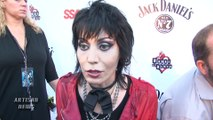 NIRVANA FAN JOAN JETT TO PERFORM WITH GROUP AT ROCK HALL?